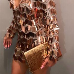 Glammed Up Sequin Dress